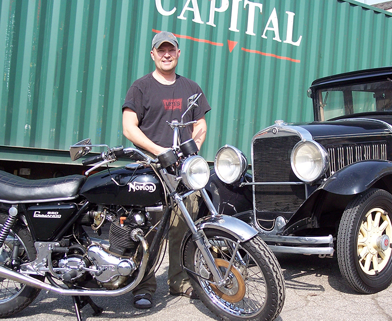 Sami Minkkinen - Cars and Motorcycles from USA to Northern Europe ...